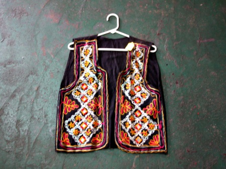 Multi-colored Vest